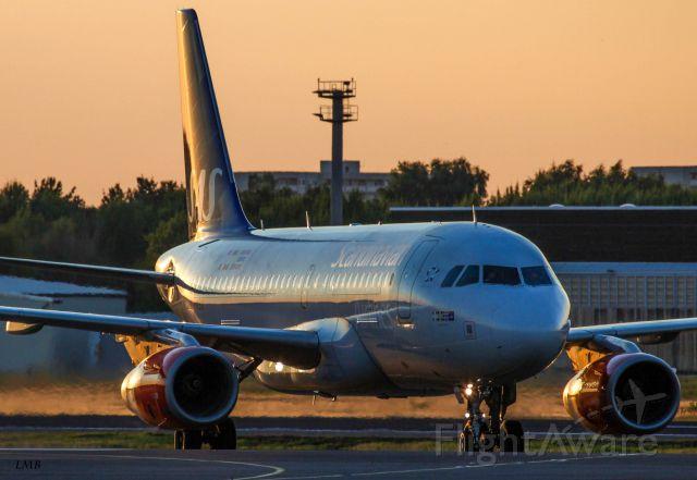 Airbus A319 (OY-KBR)