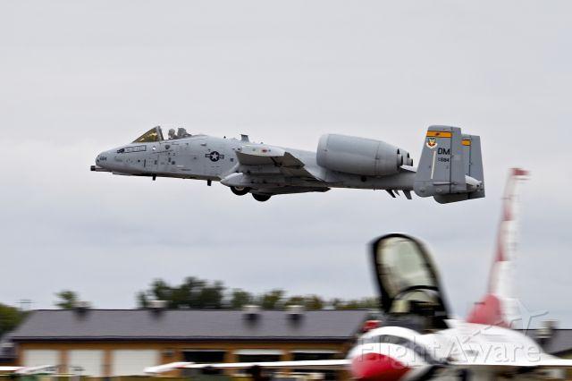 Fairchild-Republic Thunderbolt 2 —