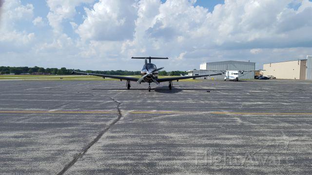 Pilatus PC-12 (C-GICR) - CN 314 <br />Needles 876<br />NDL876<br />Chrono Aviation