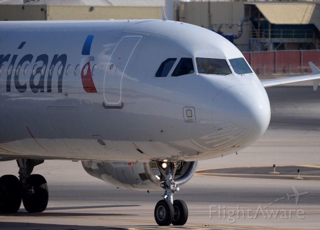 Airbus A321 (N537UW) - Phoenix Sky Harbor International Airport 09SEP19