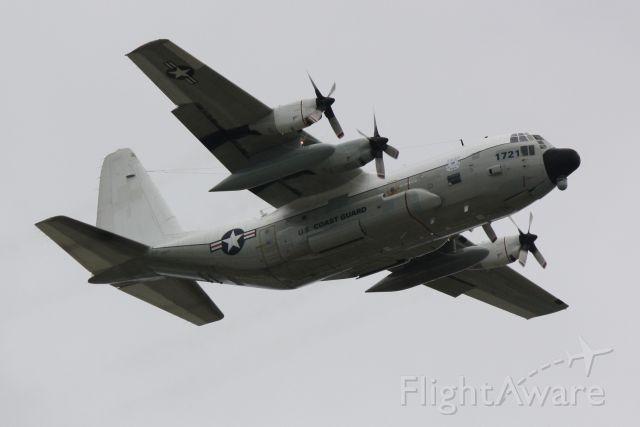 Lockheed C-130 Hercules (N1721)