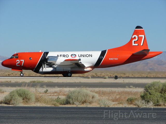 Lockheed P-3 Orion (N927AU)