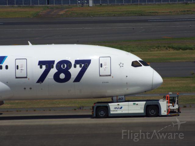 Boeing Dreamliner (Srs.8) (JA801A)