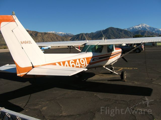 Cessna 152 (N4649L)