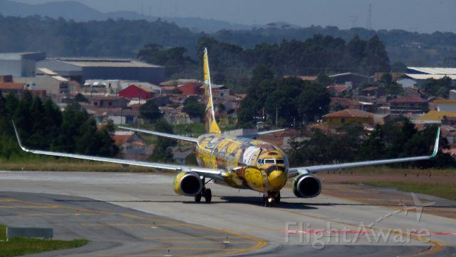 Boeing 737-700 (PR-GUO)
