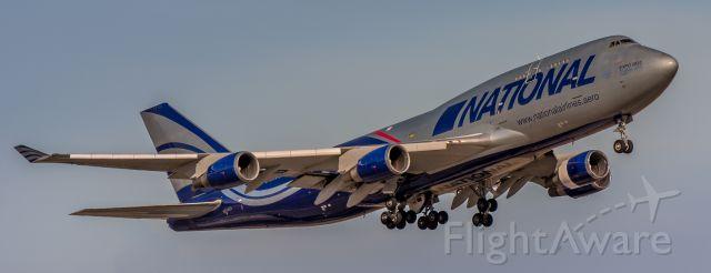 Boeing 747-400 (N919CA)