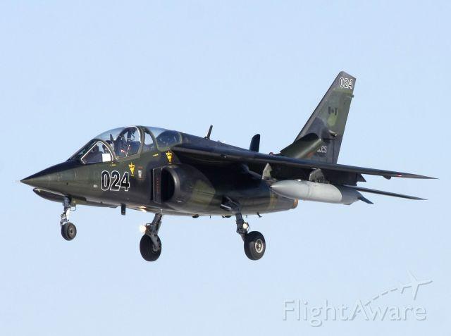 DASSAULT-BREGUET/DORNIER Alpha Jet (C-GGTA)