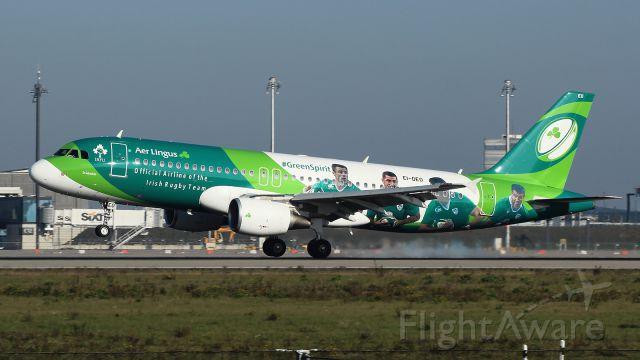 Airbus A320 (EI-DEO)