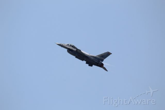 Lockheed F-16 Fighting Falcon (93-0540)
