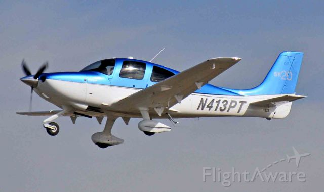 Cirrus SR-20 (N413PT)
