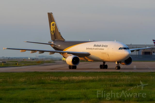 Airbus A300F4-600 (N151UP) - 9/16/2020