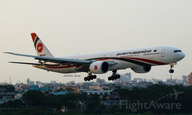 BOEING 777-300 (S2-AFP)