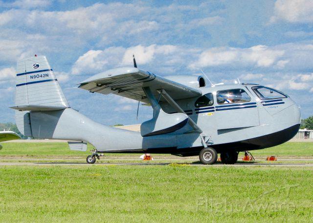 REPUBLIC Seabee (N9042N) - At AirVenture.