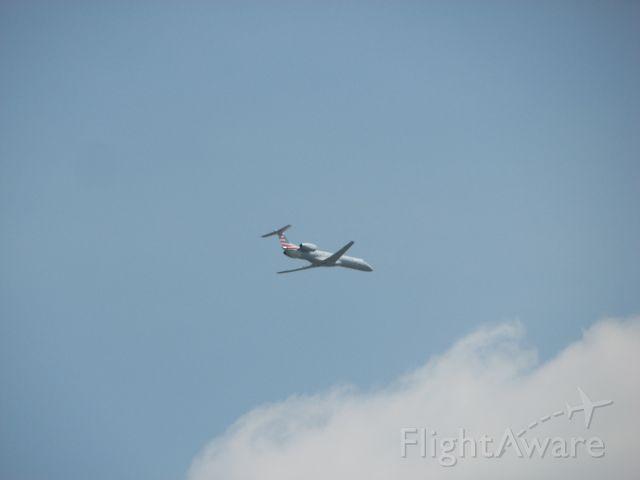 Embraer ERJ-145 (N925AE) - American Eagle flight 2747 arriving from Joplin, MO
