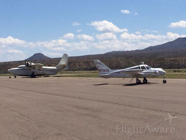 — — - san carlos apache airport Arizona