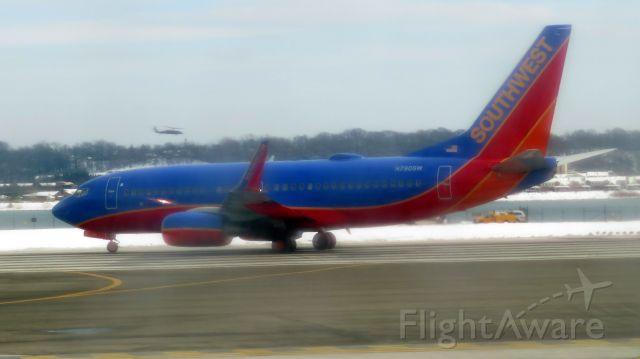 Boeing 737-800 (N790SW) - 1/15/2019