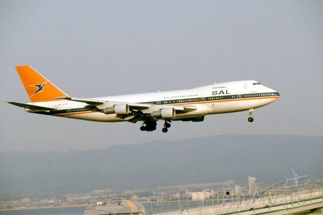 Boeing 747-200 (ZS-SAP)