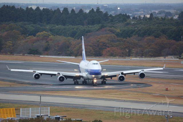Boeing 747-400 (JA07KZ)