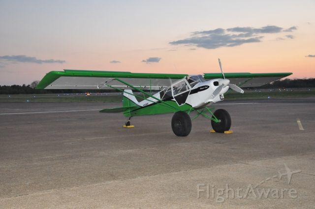 Piper L-21 Super Cub (N555WY)