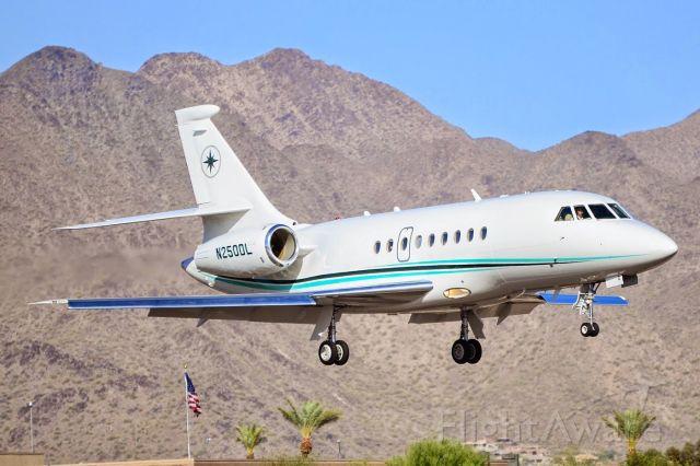 Dassault Falcon 2000 (N250DL)