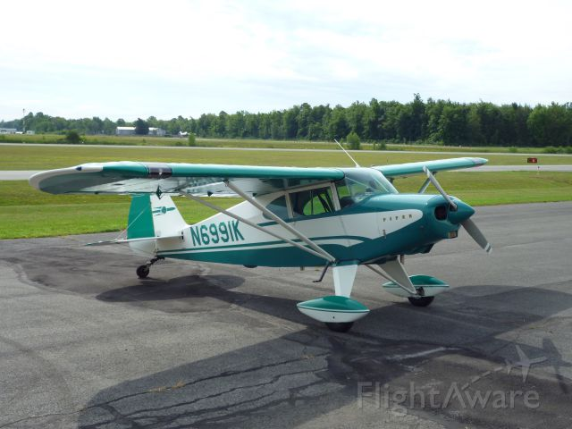 Piper PA-20 Pacer (N6991K)