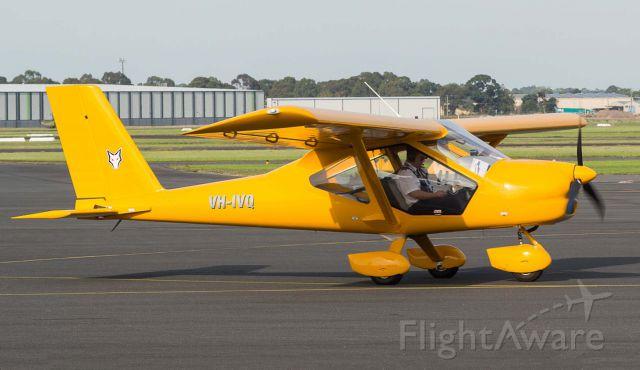 AEROPRAKT A-32 Vixxen (VH-IVQ) - The AP32 Vixen is an addition to the Aeropratt Foxbat range of LSA