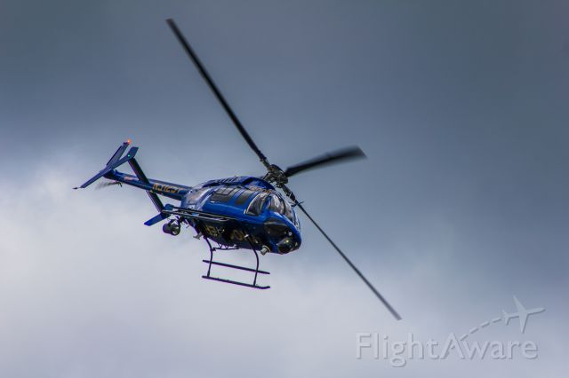 Bell 407 (N312ST) - Michigan State Police at the 2016 Thunder Over Michigan