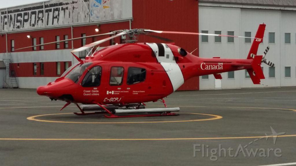 Bell 429 GlobalRanger (C-GCPT) - Canadian Coast Gaurd