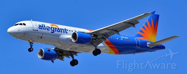 Airbus A320 (N274NV) - N274NV Allegiant Air Airbus A320-214 s/n 3079 - Las Vegas - McCarran International Airport (LAS / KLAS)<br />USA - Nevada April 30, 2021<br />Photo: Tomás Del Coro