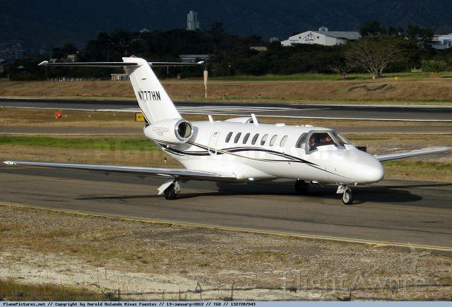 Cessna Citation CJ3 (N777HN)