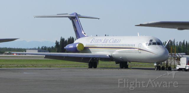 McDonnell Douglas DC-9-30 (N930AX)