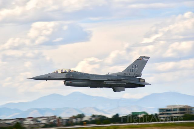 Lockheed F-16 Fighting Falcon (87284)