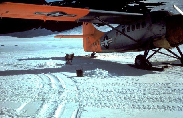 — — - Operation Deep Freeze USN McMurdo Sound 1958-59