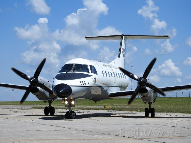 Embraer EMB-120 Brasilia (FAU550)