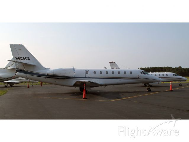 Cessna Citation Sovereign (N608CS)