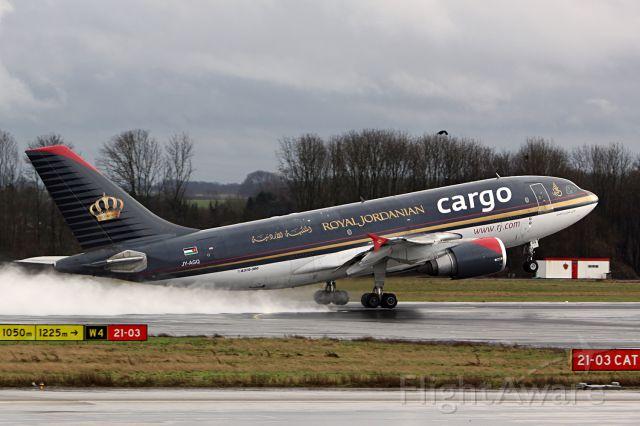 Airbus A310 (JY-AGQ)