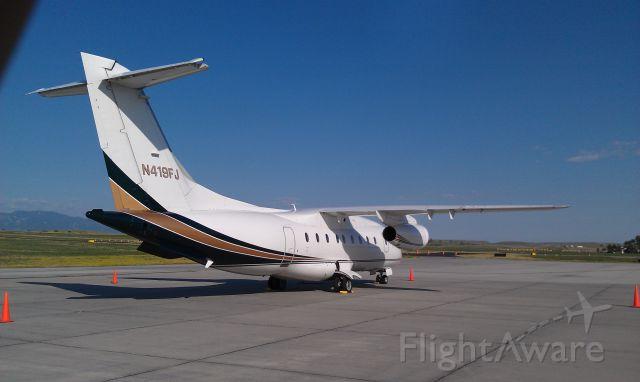 Fairchild Dornier 328JET (N419FJ)