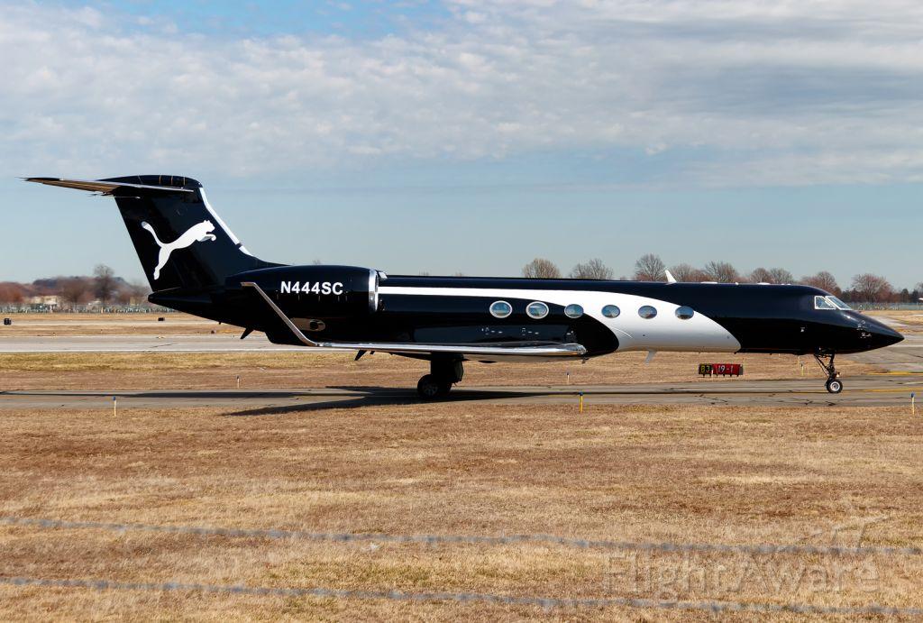 Gulfstream Aerospace Gulfstream V (N444SC)
