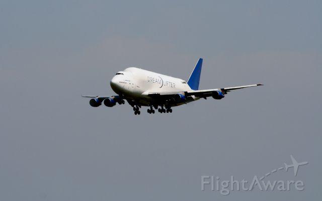 Boeing 747-200 (N780BA)