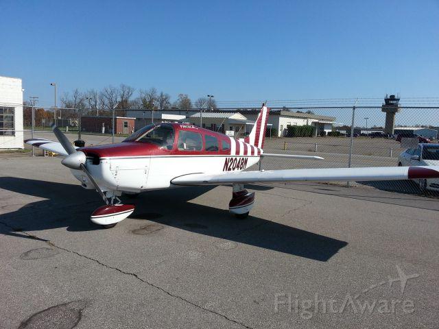 Piper Cherokee (N2048M)