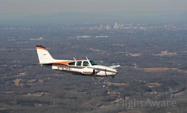 Beechcraft 55 Baron (N25745)