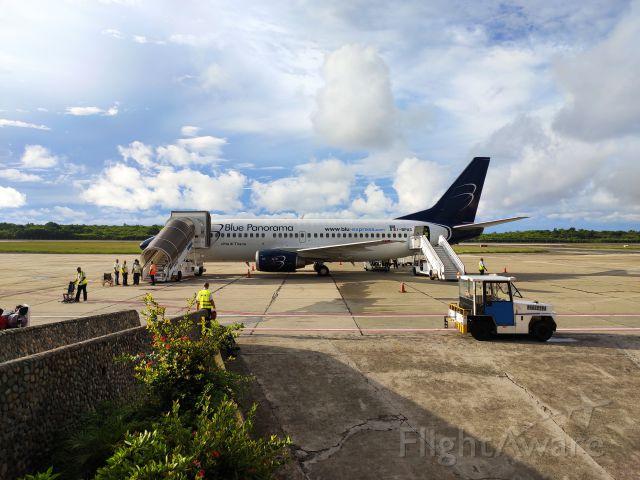 Boeing 737-700 (I-BPAG) - Vuelo CU9987 01/10/2019