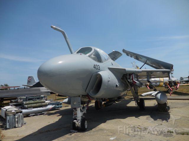 Grumman Prowler (15-5595) - VA-155