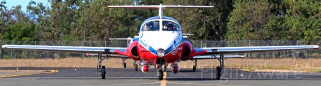 Canadair CL-41 Tutor (11-4143)