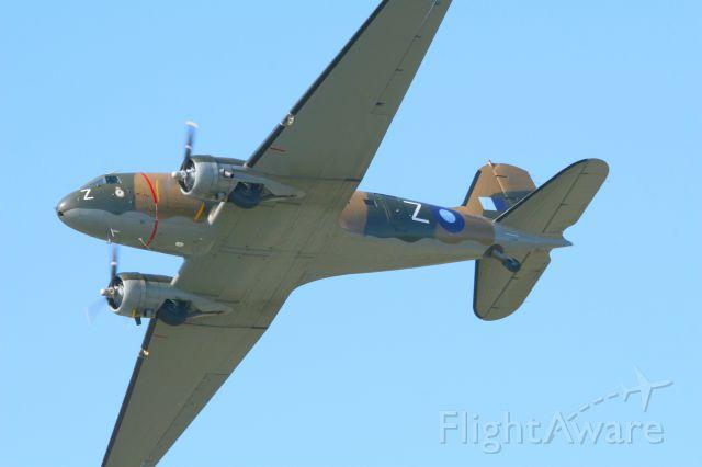 Douglas DC-3 (C-GDAK)