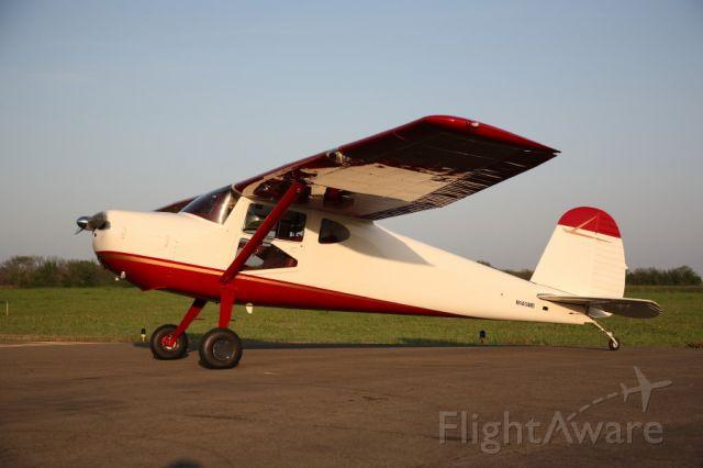 Cessna 140 (N140MB)
