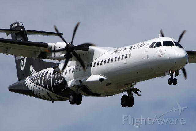 ATR ATR-72 (ZK-MVI)