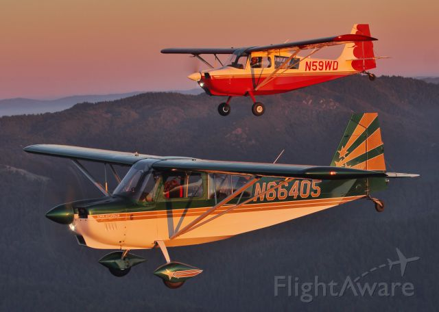 Cessna Skyhawk (N66405)