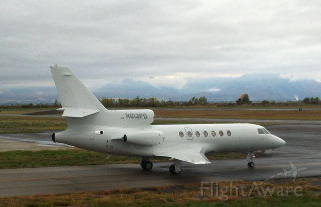Dassault Falcon 50 (N613PD)