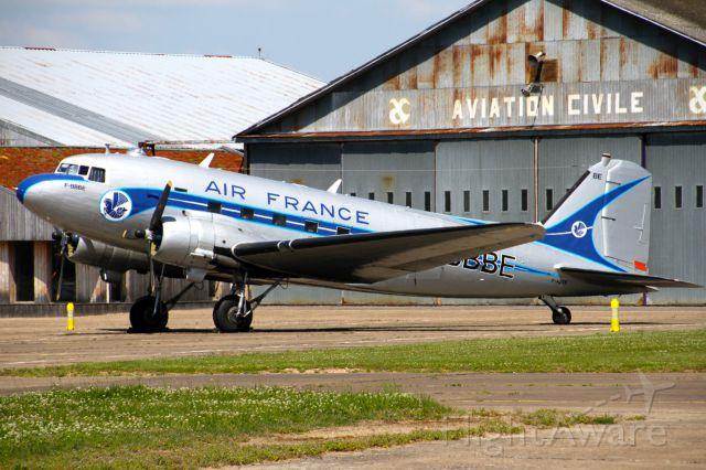 Douglas DC-3 (F-BBBE)